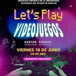 2021.06.18 LET S PLAY VIDEOJUEGOS
