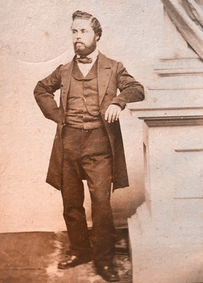 George Keith Daniell 2nd great grandfather