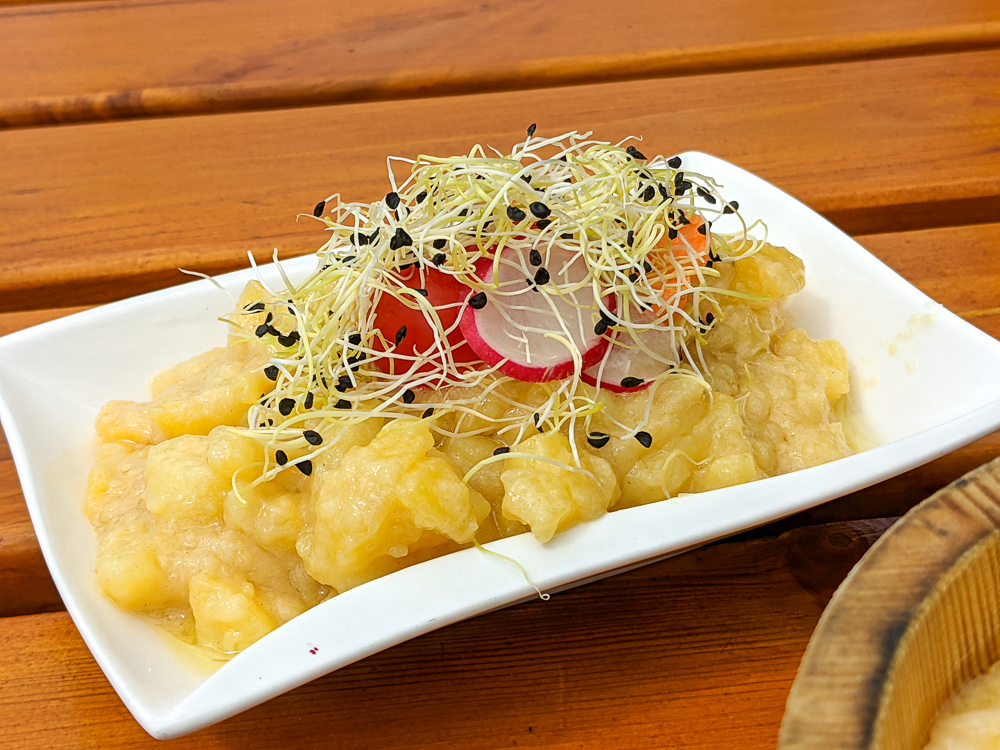 Vorarlberger Potato Salad Ammenegger Stuba Dornbirn Vorarlberg