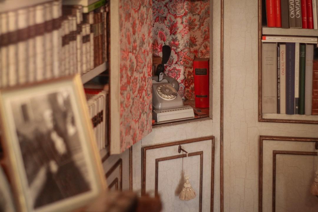 Biblioteca di Villa Fogazzaro Roi