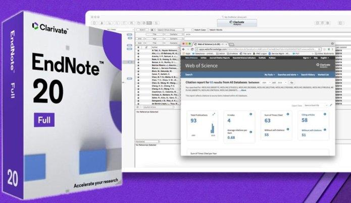EndNote 20.1 Build 15341 full license