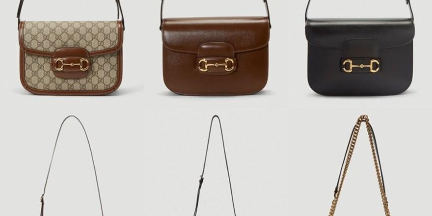 Gucci 1955 Hoarsebit包難得好價格 + YSL美國官網私密特賣 + Gucci漁夫帽黑色現貨