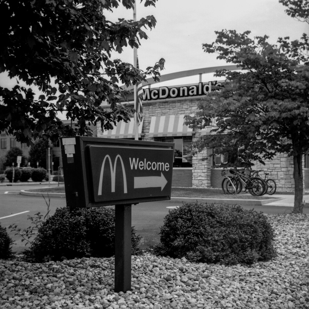 Welcome to McDonald's