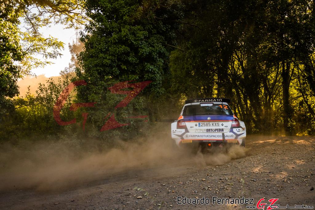 Rally Terra da Auga 2021 - Eduardo Fernandez