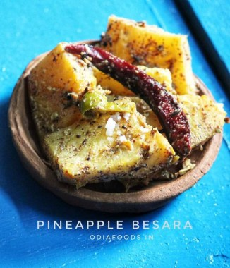 Pineapple Besara
