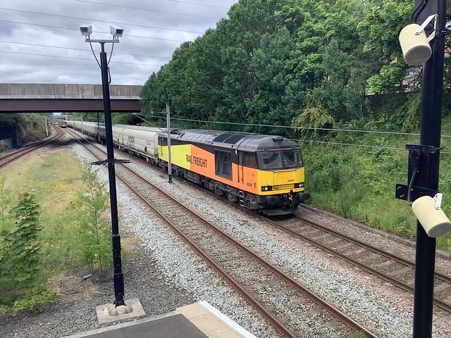 60047 at Northumberland Park