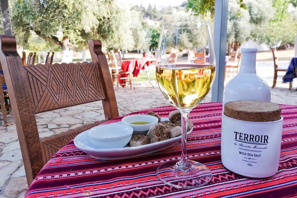 Manousakis Winery, Kreeta