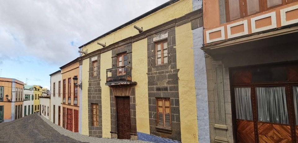 Calle Luis Suárez Galván Santa María de Guía Gran Canaria 04a