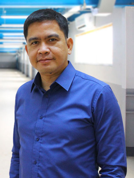 Lerry Sangalang, Alfamart's AVP