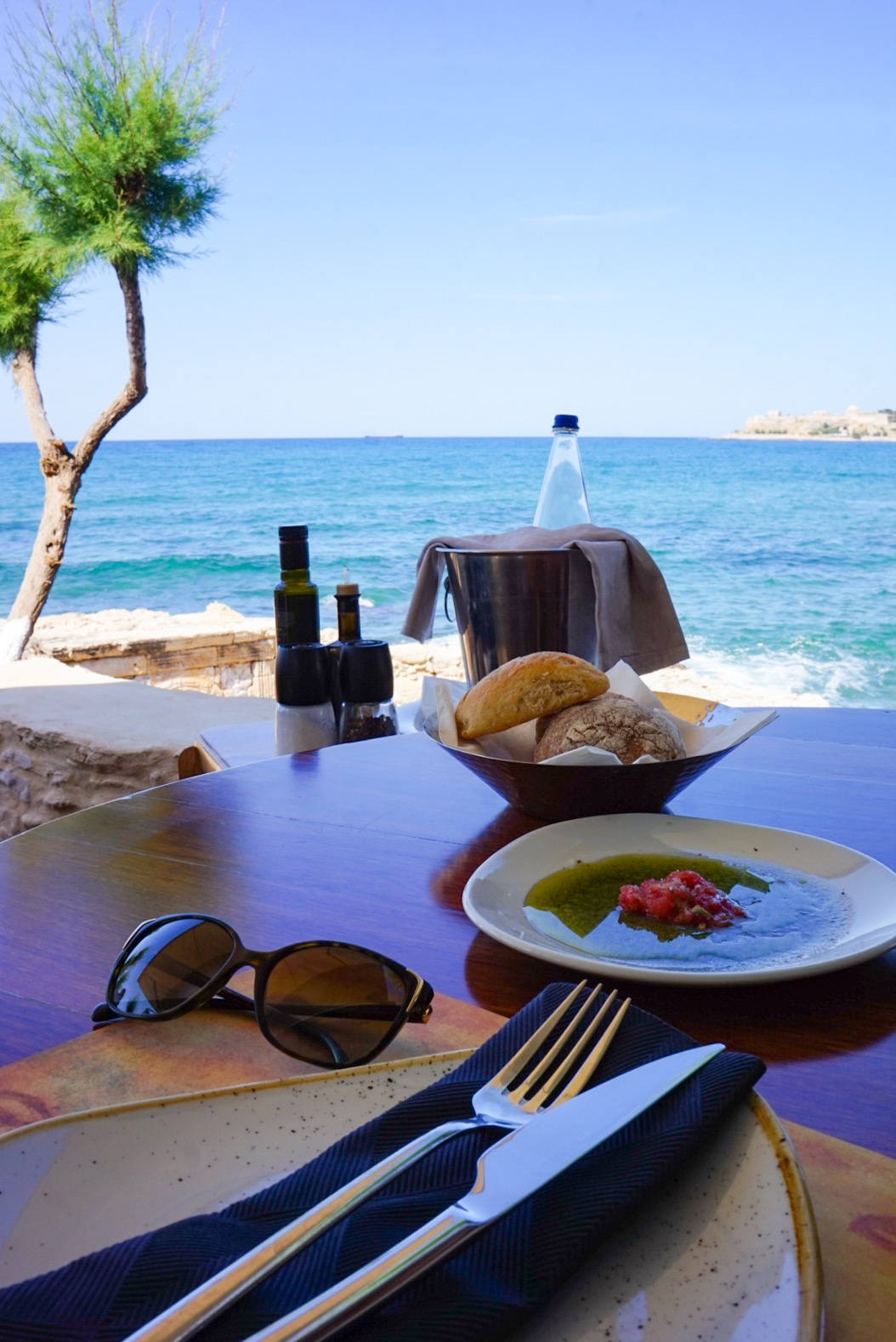 Rethymnonin paras ravintola, Prima Plora