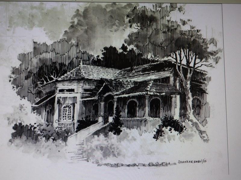 Bungalow by Shankara Babu