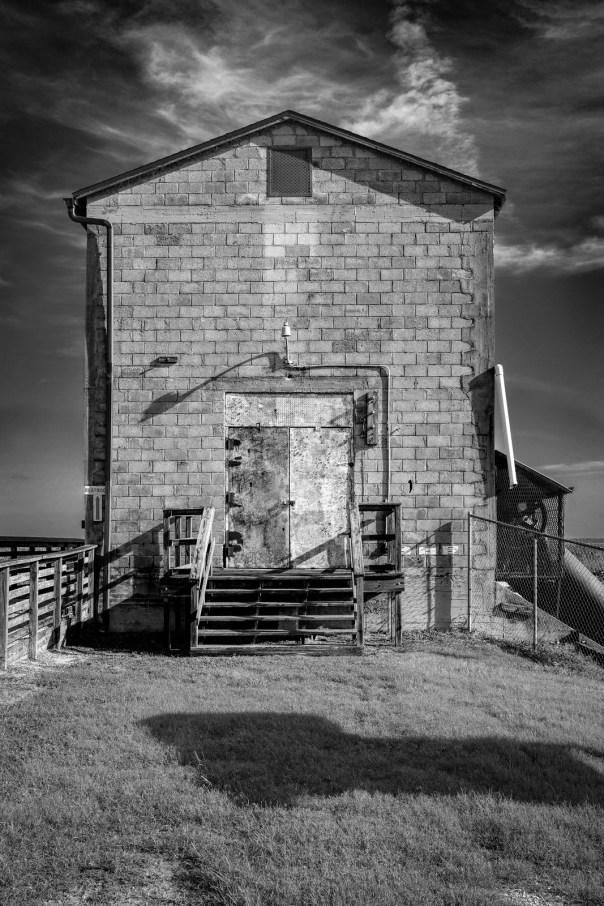 Lake Apopka Pumphouse Exterior