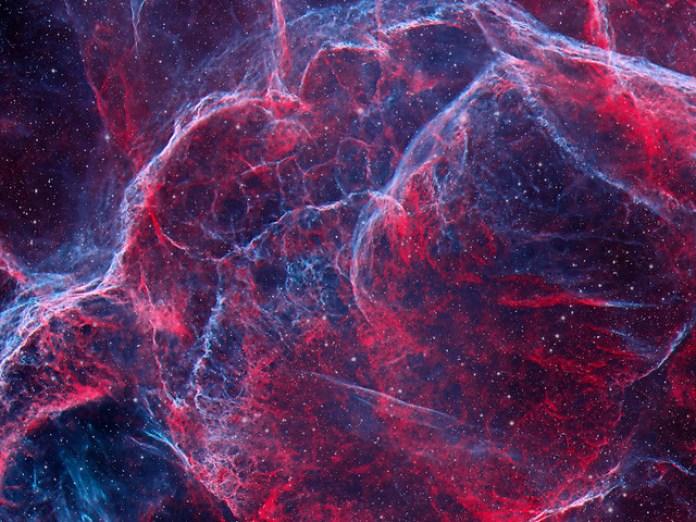 The Vela Supernova Remnant (Gum 16)
