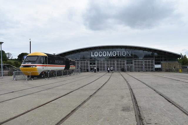 Locomotion National Railway Museum
