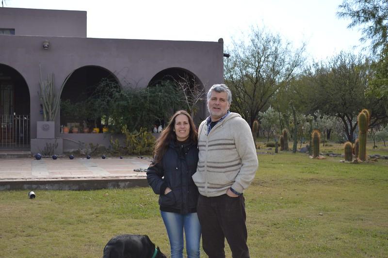 Entrevista a David Gardiol y Edita Sigalat dos referentes del teatro de títeres sanjuanino 05