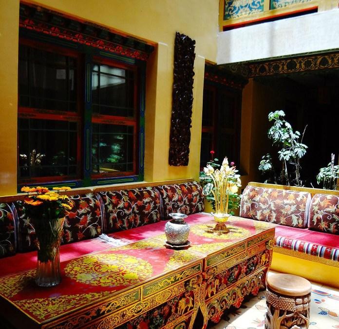 Tashitakge Hotel Lhasa 1