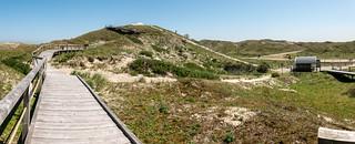 Aussichtsplattform Weiße Düne