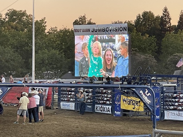 winner of the mutton busting