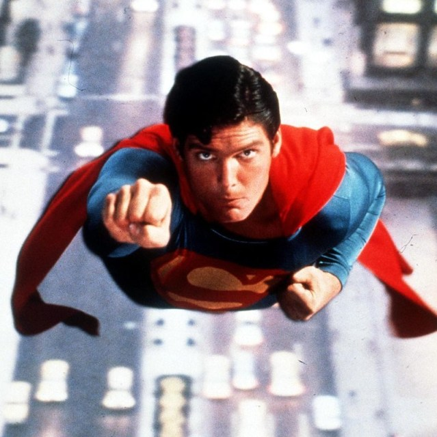 Picture from the Superman movie