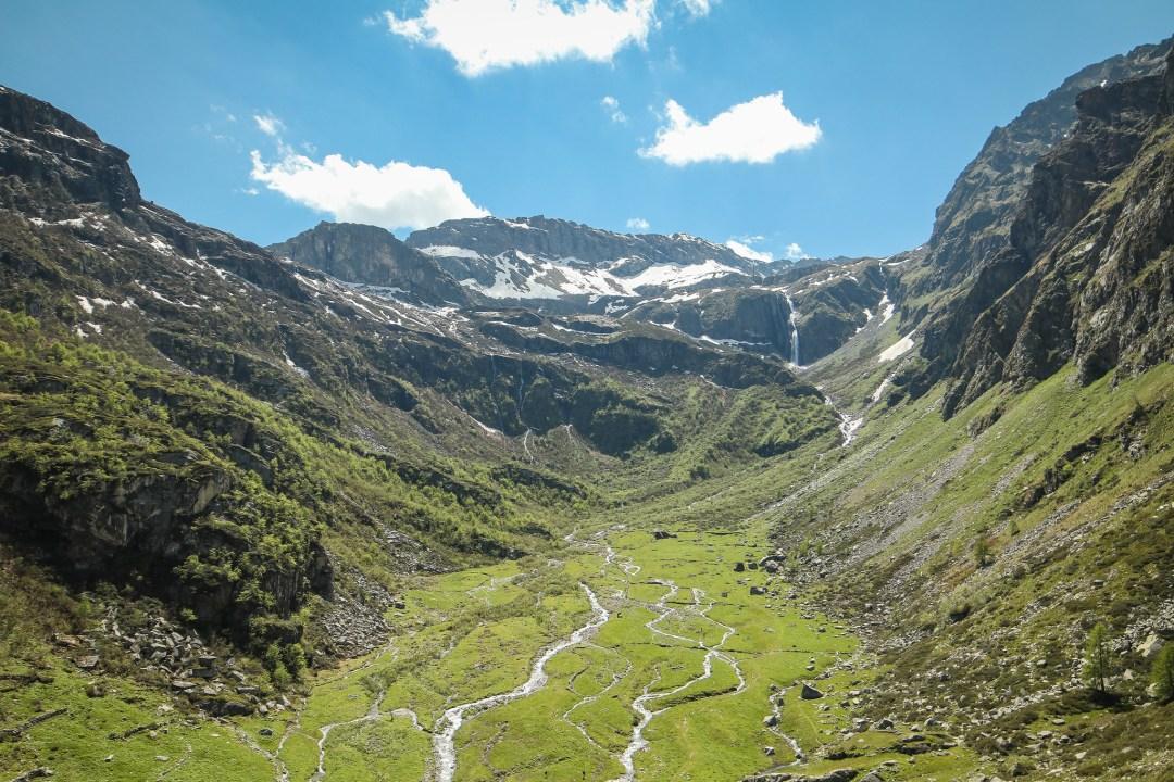 Conca del Bors, Valsesia