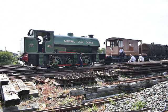 Number 49 in the Stephenson's yard