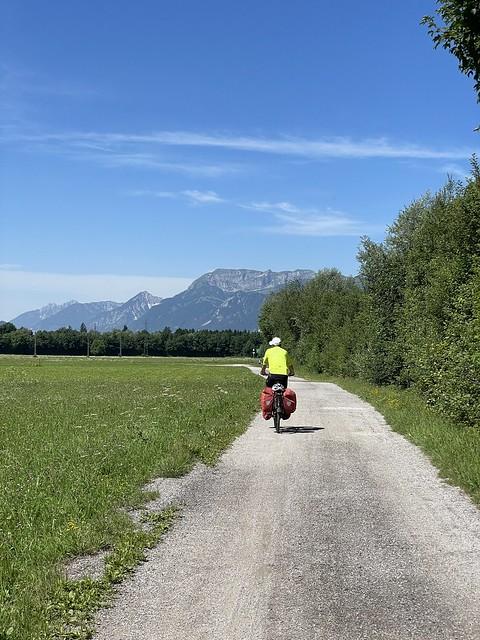 Auf dem Weg nach Innsbruck