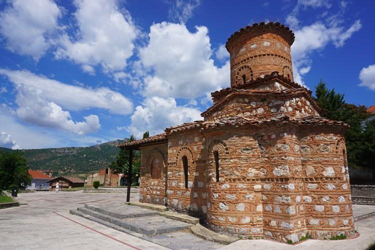 The Church of the Virgin Mary, Kastoria