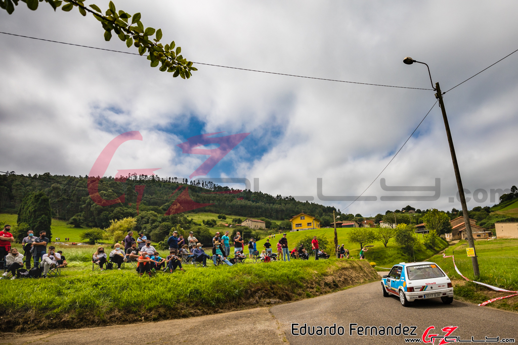 Rally de Avilés Histórico - Eduardo Fernandez