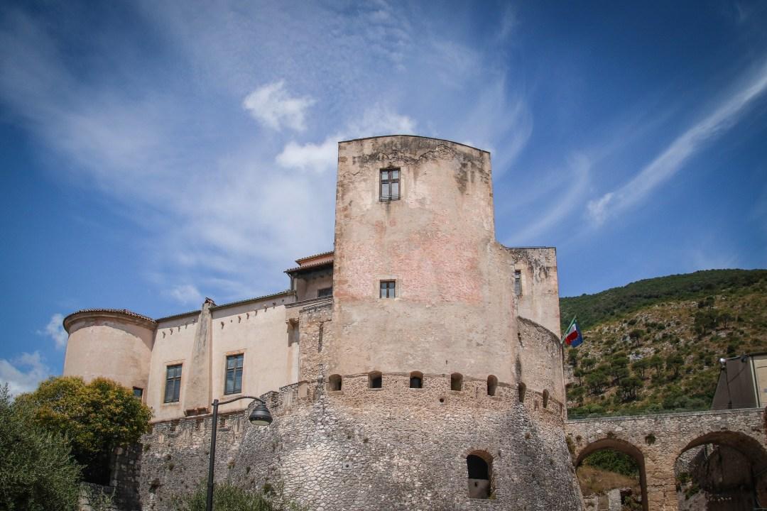 Castel Pandone, Venafro