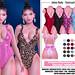 Hilly Haalan - Julien Body Swimsuit