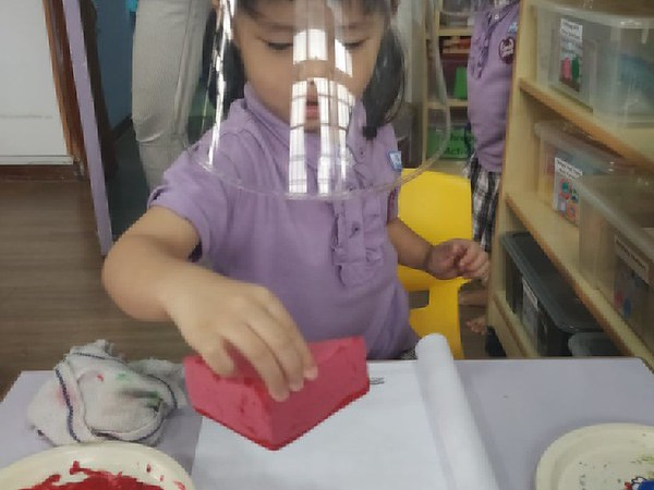 Pre-Nursery Chinese Lessons