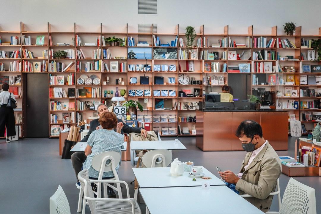 ADI, Bookshop by Electa