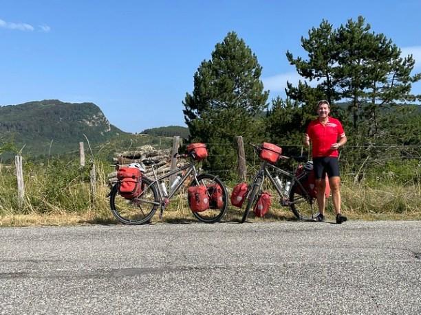1000 Kilometer geschafft
