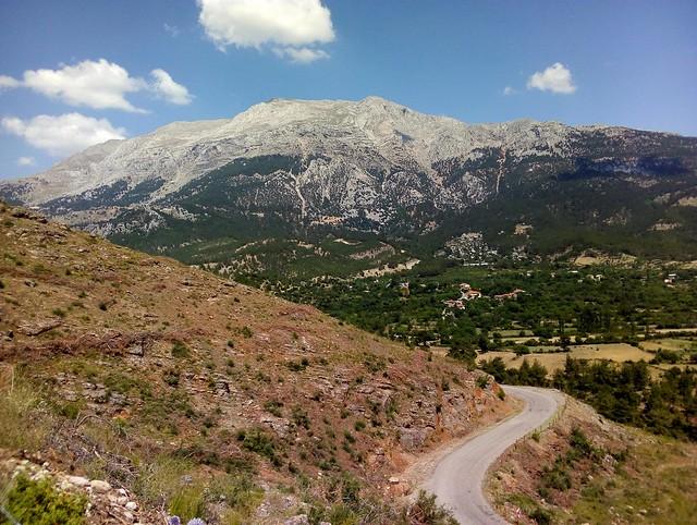 Dumanlı Dağı, I think by bryandkeith on flickr