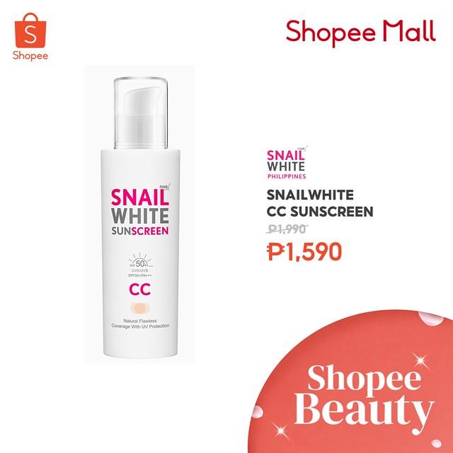 Shopee Beauty Snail White