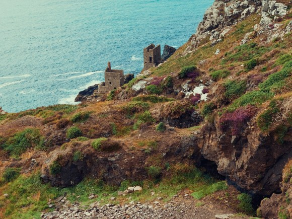 The Crowns mine, Botallack, Cornwall