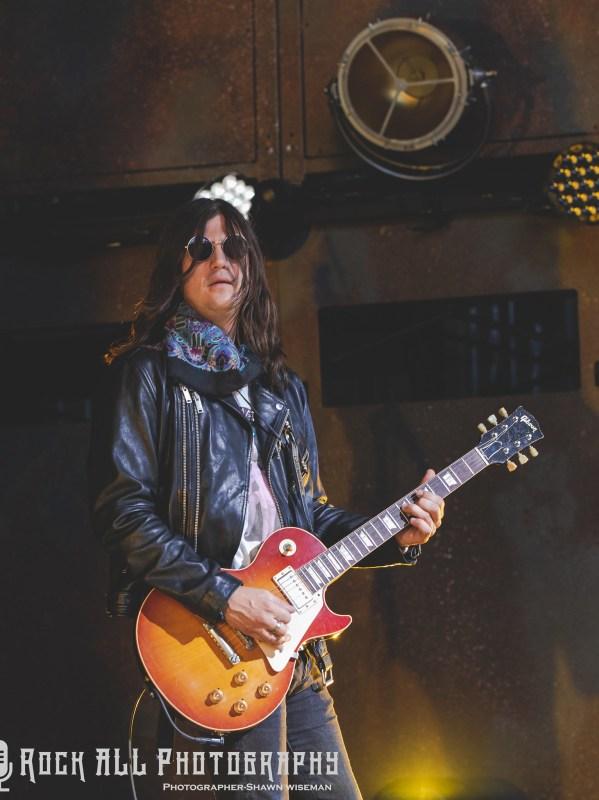 Dirty Honey - Riverbend Music Center - Cincinnati, OH 8/3/21