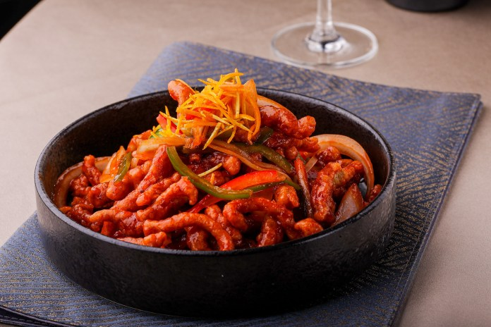 Crispy Shredded Chili Beef (2)