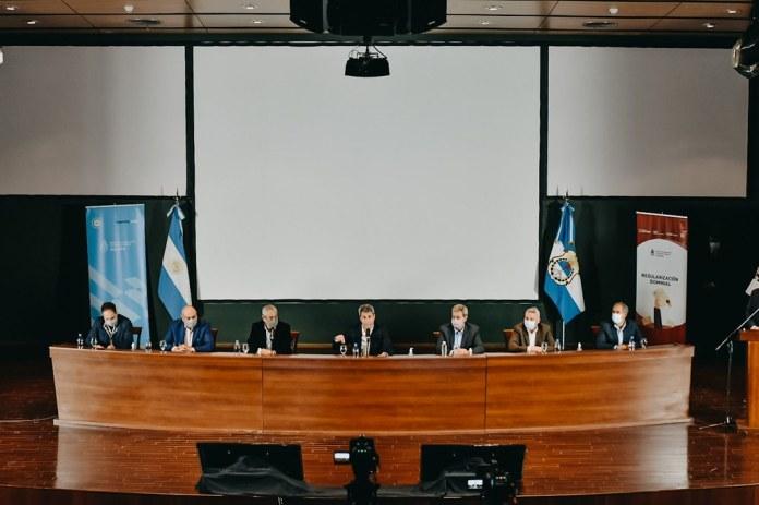 2021-08-13 PRENSA: San Juan y la Nación firmaron convenio para sumar 3.000 viviendas a construir en la provincia