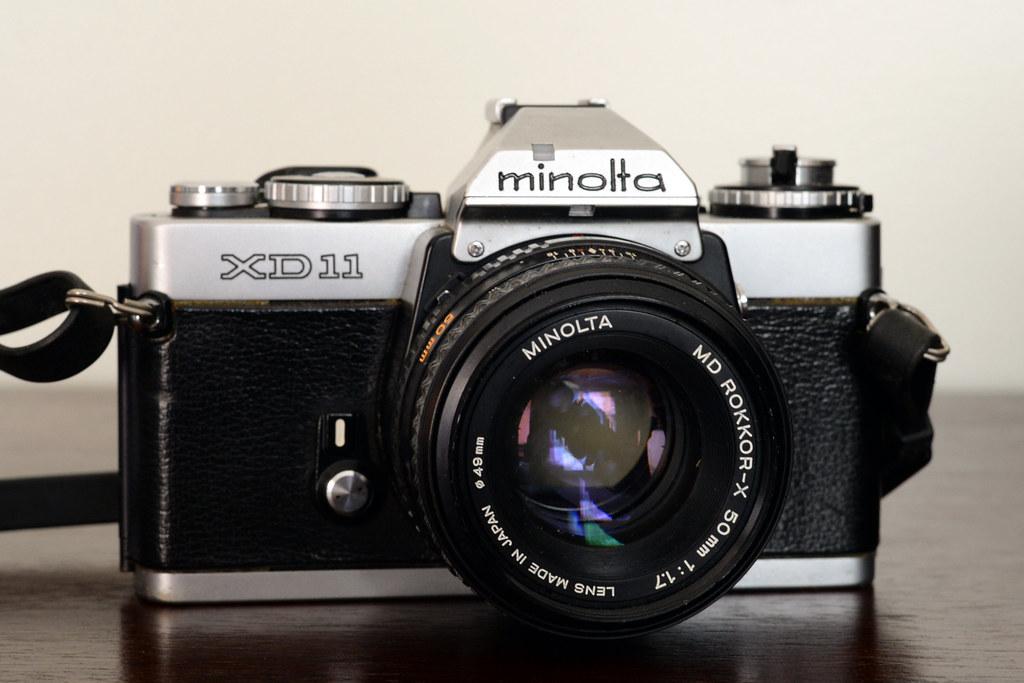 Minolta XD-11
