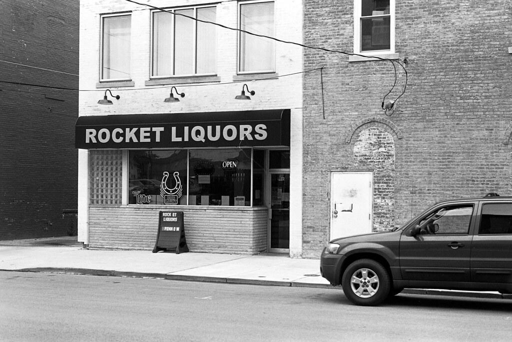 Rocket Liquors