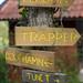 Vässarö Road Signs