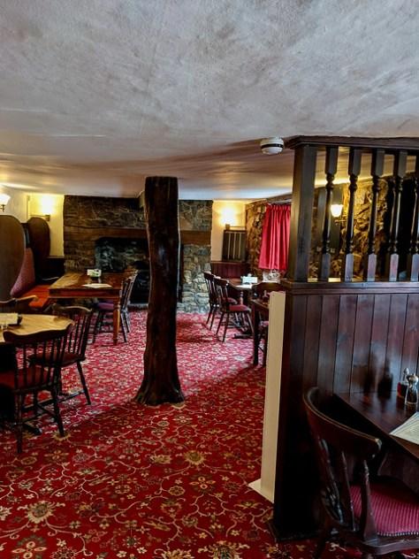 Priddy Walk: Castle of Comfort Pub