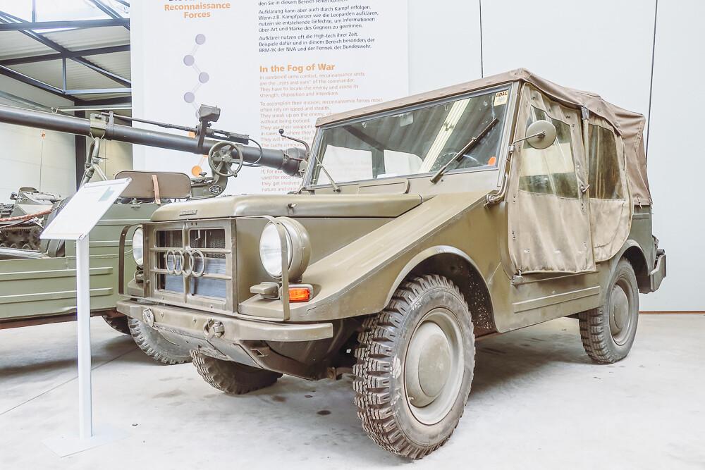 Auto Union / DKW Munga 4 Typ F91/4 0,25t
