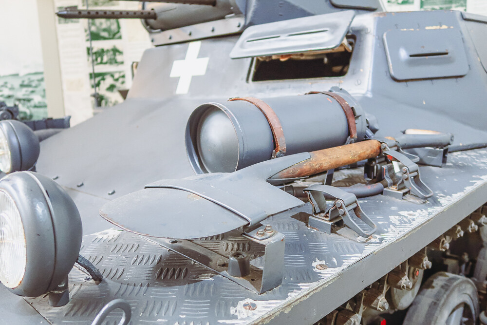 Armor Tank equipment