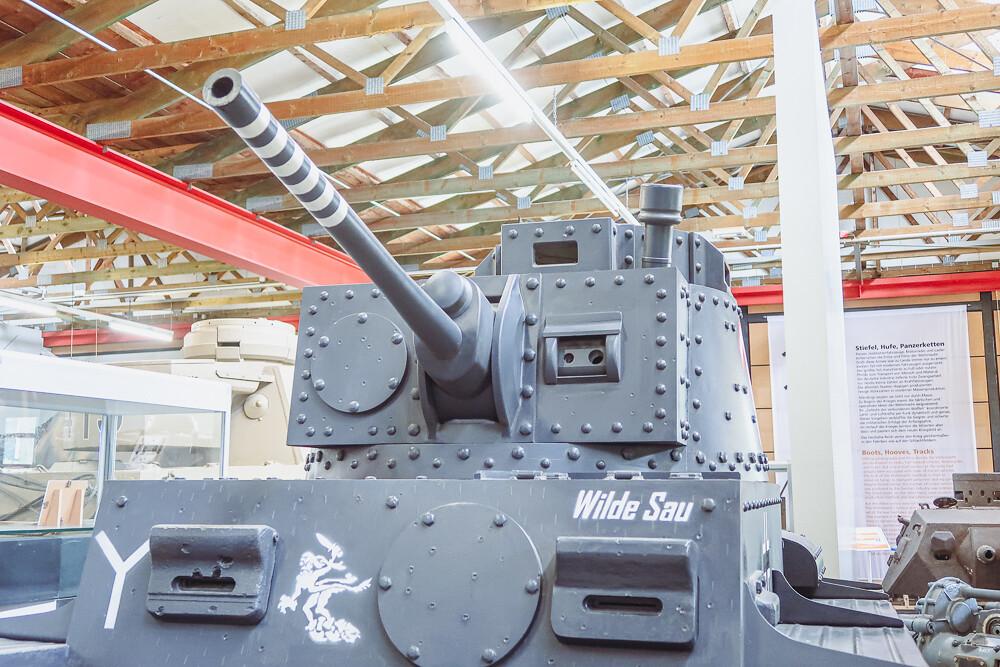 Wilde Sau - Armored fighting vehicle - Panzerkampfwagen