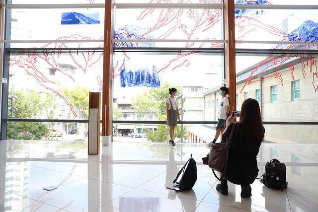 嘉義美術館「捕風景的人—方慶綿的影像與復返」展覽(展期至2021.08.29)
