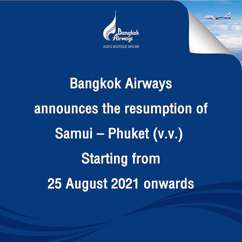 bangkok airways phuket samui