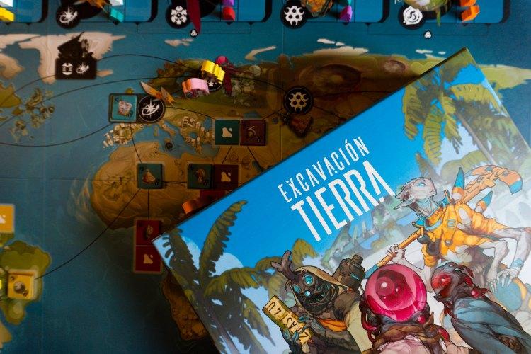 EXCAVACION TIERRA CAJA