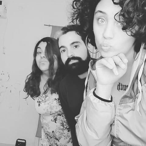 Pato Lucero, Andrés Masi y Agustina Foolini, los protagonistas de La Razón Áurea
